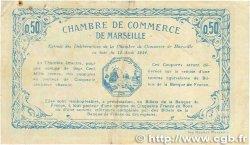 50 Centimes FRANCE régionalisme et divers Marseille 1914 JP.079.37 TTB