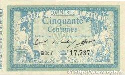 50 Centimes FRANCE régionalisme et divers MARSEILLE 1915 JP.079.45 SPL+