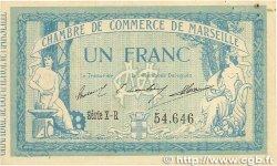 1 Franc FRANCE régionalisme et divers Marseille 1915 JP.079.60 TTB+