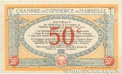50 Centimes FRANCE régionalisme et divers Marseille 1917 JP.079.67 SUP
