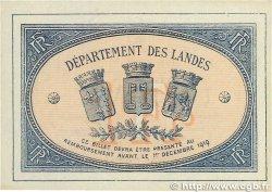 1 Franc FRANCE régionalisme et divers MONT-DE-MARSAN 1914 JP.082.15 SUP+