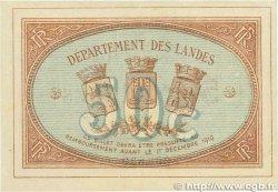 50 Centimes FRANCE régionalisme et divers MONT-DE-MARSAN 1914 JP.082.12 TTB