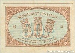 50 Centimes FRANCE régionalisme et divers MONT-DE-MARSAN 1914 JP.082.14 TTB