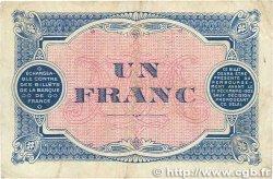 1 Franc FRANCE régionalisme et divers Mont-De-Marsan 1918 JP.082.32 pr.TTB