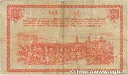 50 Centimes FRANCE régionalisme et divers MONTAUBAN 1914 JP.083.01 TB