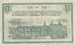 1 Franc FRANCE régionalisme et divers MONTAUBAN 1914 JP.083.06var. TTB