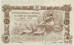 1 Franc FRANCE régionalisme et divers  1921 JP.083.19var. TTB