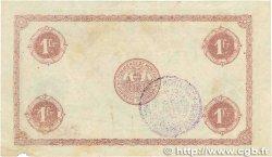 1 Franc FRANCE régionalisme et divers MONTLUÇON, GANNAT 1920 JP.084.52 pr.TTB