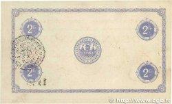 2 Francs FRANCE régionalisme et divers MONTLUÇON, GANNAT 1921 JP.084.65 TTB
