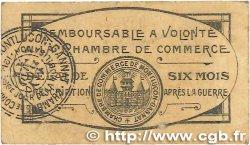 5 Centimes FRANCE régionalisme et divers MONTLUÇON, GANNAT 1918 JP.084.66 TTB