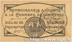 10 Centimes FRANCE régionalisme et divers Montluçon, Gannat 1918 JP.084.67 TTB+