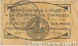 25 Centimes FRANCE régionalisme et divers MONTLUÇON, GANNAT 1918 JP.084.68 TTB