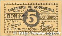 5 Centimes FRANCE régionalisme et divers  1918 JP.084.69var. TTB