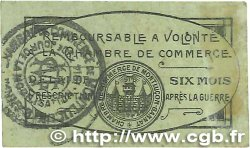 25 Centimes FRANCE régionalisme et divers MONTLUÇON-GANNAT 1918 JP.084.71 TB