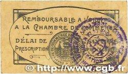 25 Centimes FRANCE régionalisme et divers  1918 JP.084.74var. TB