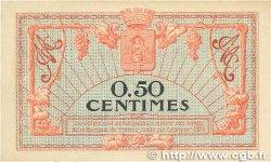 50 Centimes FRANCE régionalisme et divers MONTPELLIER 1921 JP.085.22 TTB+