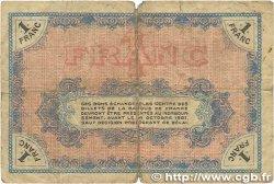 1 Franc FRANCE régionalisme et divers Moulins et Lapalisse 1916 JP.086.09 B