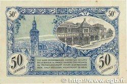 50 Centimes FRANCE régionalisme et divers MOULINS ET LAPALISSE 1921 JP.086.22 TTB