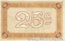 25 Centimes FRANCE régionalisme et divers Nancy 1918 JP.087.56 TTB