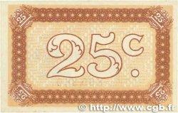 25 Centimes FRANCE régionalisme et divers Nancy 1918 JP.087.57 pr.NEUF