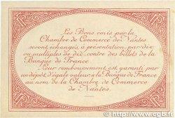 50 Centimes FRANCE régionalisme et divers NANTES 1918 JP.088.03 SPL
