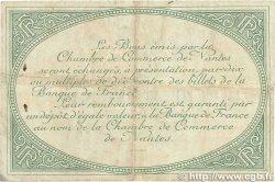 2 Francs FRANCE régionalisme et divers Nantes 1918 JP.088.10 TTB