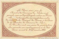 1 Franc FRANCE régionalisme et divers NANTES 1918 JP.088.27 TTB