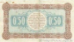 50 Centimes FRANCE régionalisme et divers NEVERS 1915 JP.090.01 TTB
