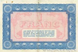 1 Franc FRANCE régionalisme et divers Nevers 1915 JP.090.07 TTB