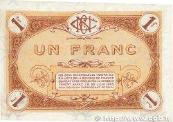 1 Franc FRANCE régionalisme et divers Nevers 1920 JP.090.17 SPL