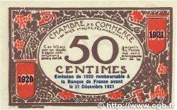 50 Centimes FRANCE régionalisme et divers NICE 1917 JP.091.06 pr.NEUF