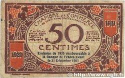 50 Centimes FRANCE régionalisme et divers NICE 1917 JP.091.06 B