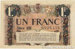 1 Franc FRANCE régionalisme et divers NICE 1920 JP.091.11 TTB