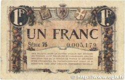 1 Franc FRANCE régionalisme et divers Nice 1920 JP.091.11 B