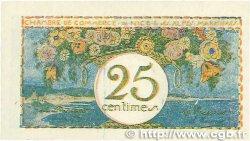 25 Centimes FRANCE régionalisme et divers NICE 1918 JP.091.16 SPL