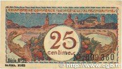 25 Centimes FRANCE régionalisme et divers NICE 1918 JP.091.19 TTB
