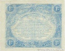 1 Franc FRANCE régionalisme et divers Nîmes 1915 JP.092.06 TTB
