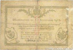 1 Franc FRANCE régionalisme et divers Niort 1915 JP.093.03 B