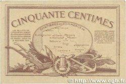 50 Centimes FRANCE régionalisme et divers Nord et Pas-De-Calais 1918 JP.094.04 TTB+