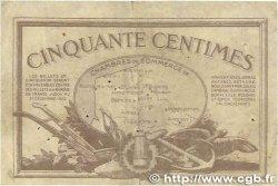 50 Centimes FRANCE régionalisme et divers Nord et Pas-De-Calais 1918 JP.094.04 TTB