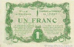 1 Franc FRANCE régionalisme et divers  1916 JP.095.12var. SUP