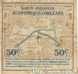 50 Centimes FRANCE régionalisme et divers ORLÉANS et BLOIS 1920 JP.096.01 B