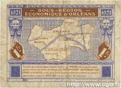 1 Franc FRANCE régionalisme et divers Orléans et Blois 1921 JP.096.07 B
