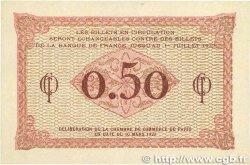 50 Centimes FRANCE régionalisme et divers PARIS 1920 JP.097.10 NEUF