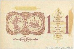 1 Franc FRANCE régionalisme et divers Paris 1920 JP.097.23 TTB+