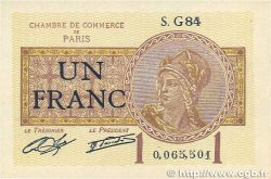 1 Franc FRANCE régionalisme et divers Paris 1920 JP.097.23 SUP