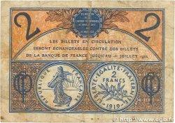2 Francs FRANCE régionalisme et divers Paris 1920 JP.097.28 B