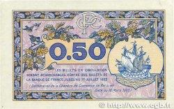 50 Centimes FRANCE régionalisme et divers Paris 1920 JP.097.31 TTB+