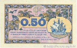 50 Centimes FRANCE régionalisme et divers PARIS 1920 JP.097.31 SUP