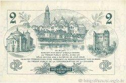 2 Francs FRANCE régionalisme et divers PÉRIGUEUX 1917 JP.098.24 SUP